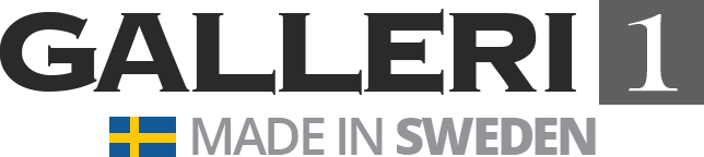 Galleri 1 logotyp